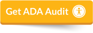 Maximize ADA Audit Button